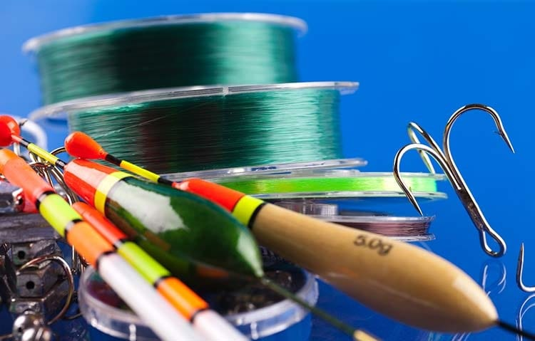 prolong life of your fishing line
