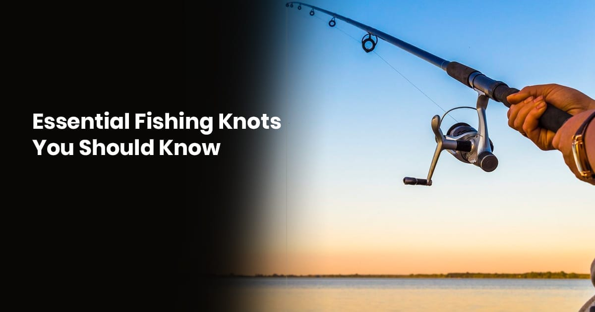 Essential Fishing Knots You Should Know
