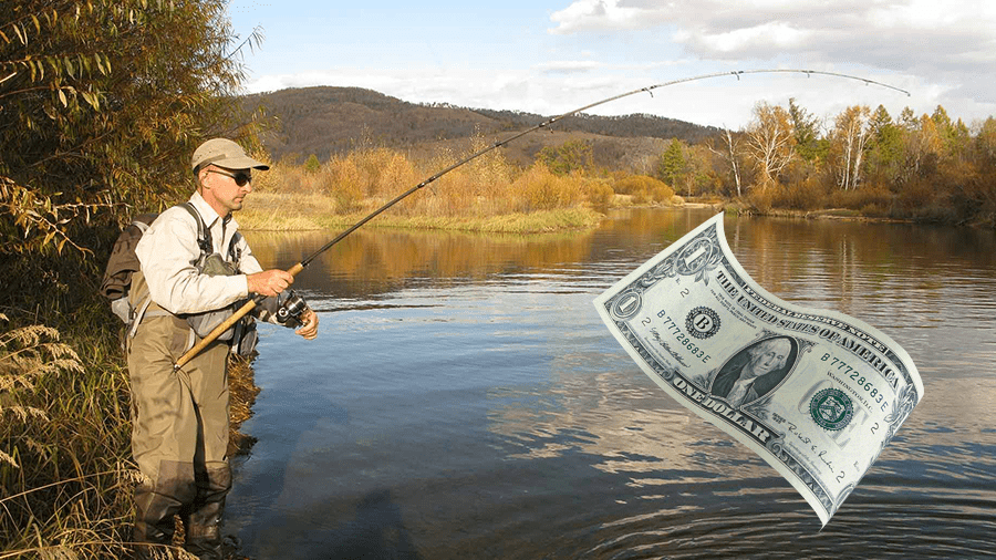 Fishing Cost