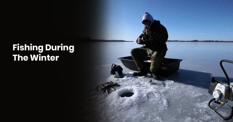 Fishing During the Winter – Everything You Need to Know