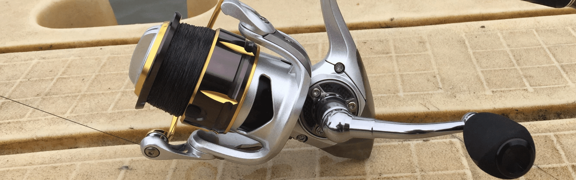 What are Fishing Reels