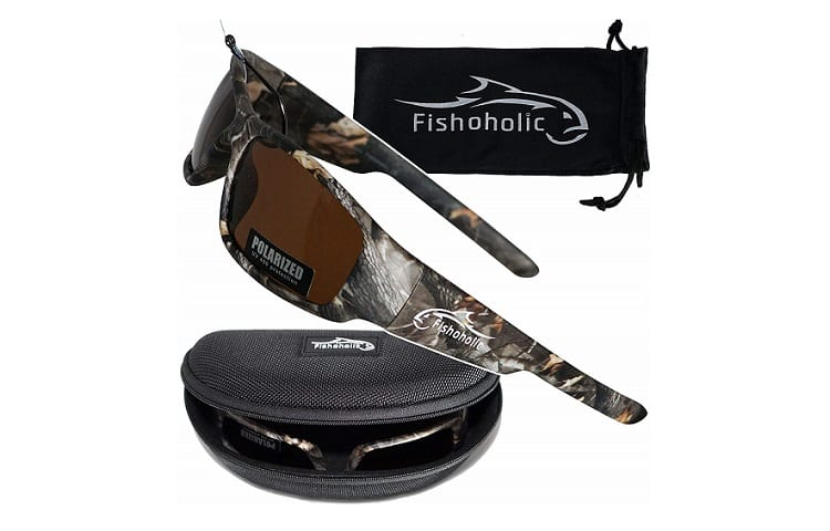 Fishoholic Polarized Fishing Sunglasses Review