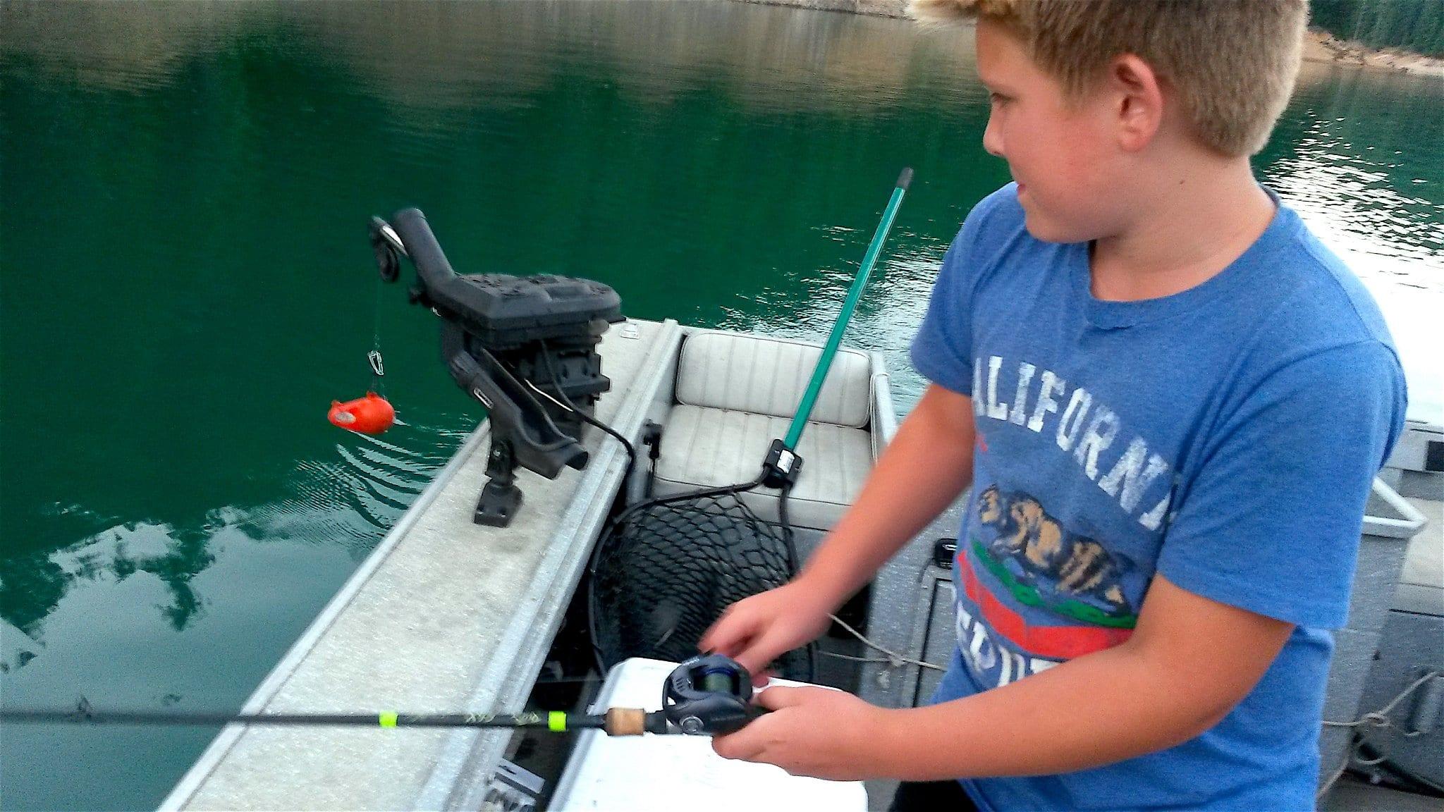 Fun Fishing Game