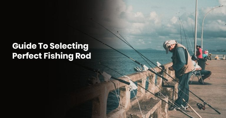 Guide To Selecting Perfect Fishing Rod