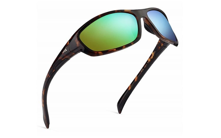 KastKing Hiwassee Polarized Sport Sunglasses Review