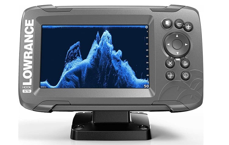 Lowrance HOOK2 5 - 5-inch Fish Finder with TripleShot Transducer Review