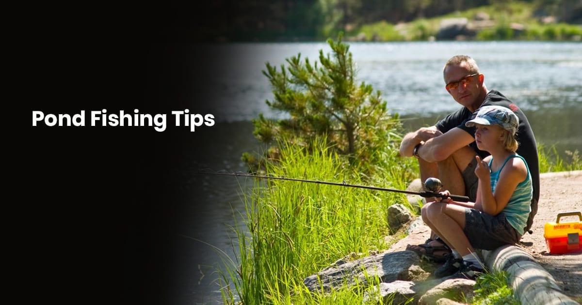 Pond Fishing Tips