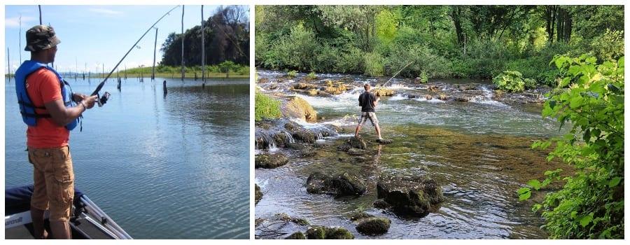 Freshwater vs Stillwater