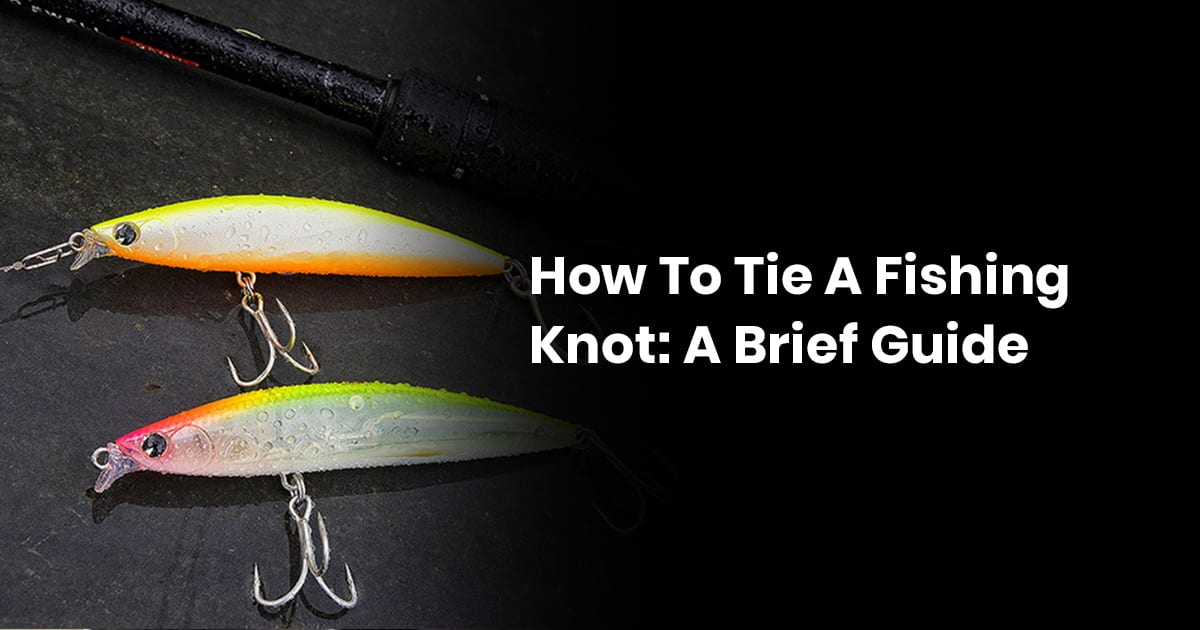How To Tie A Fishing Knot: A Brief Guide