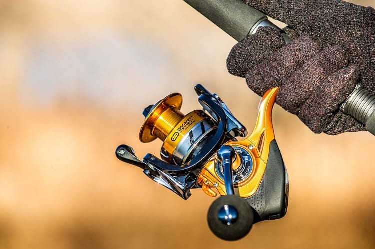 Holding Spinning Reel