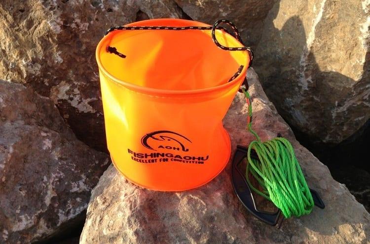 Bucket For Fishing