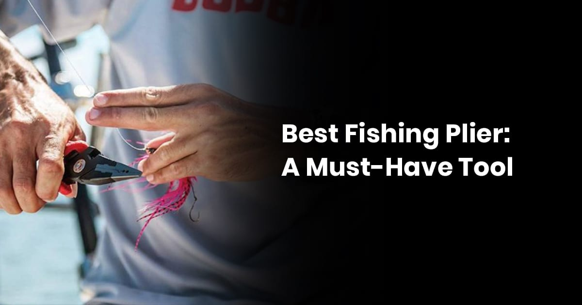 Best Fishing Plier: A Must-Have Tool