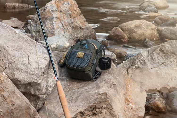 Fly Fishing Sling Pack - An Essential Part of Your Fishing Trip 1
