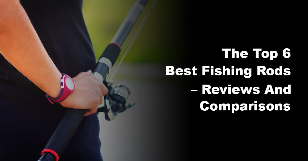 The Top 6 Best Fishing Rods - Reviews and Comparisons 2