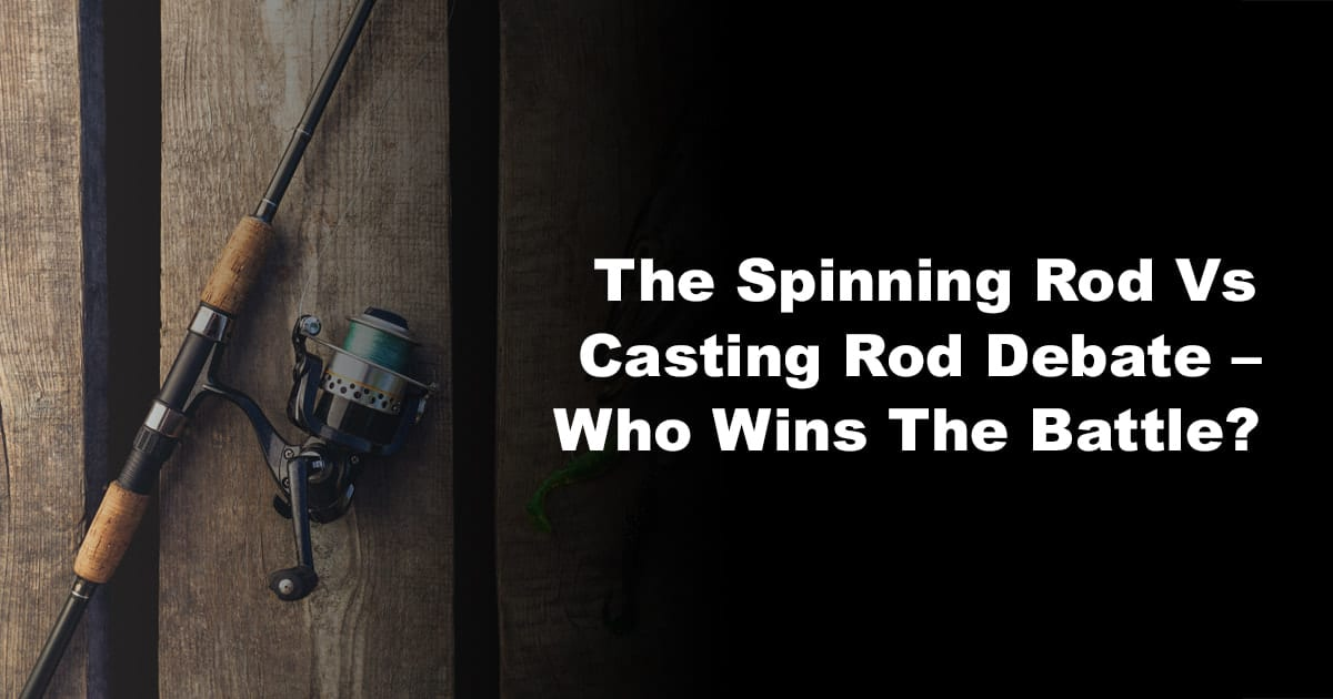 The Spinning Rod vs Casting Rod Debate - Who Wins the Battle? 2