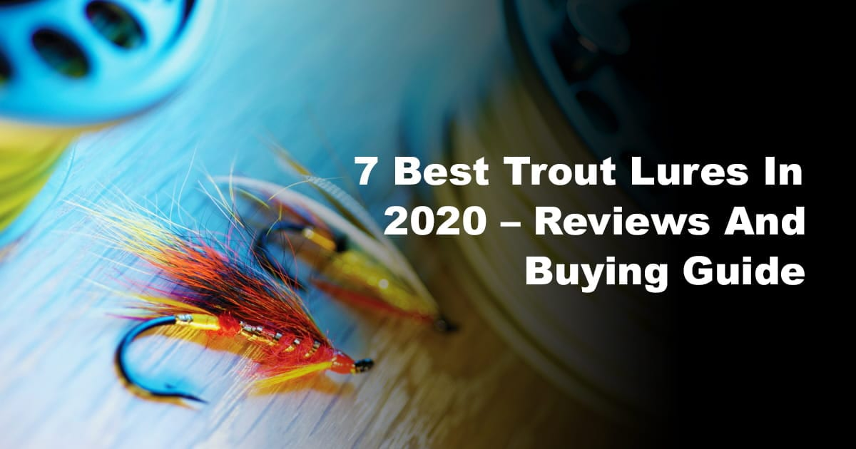 7 Best Trout Lures In 2020