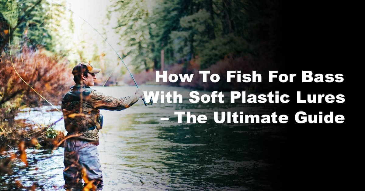How To Fish For Bass With Soft Plastic Lures