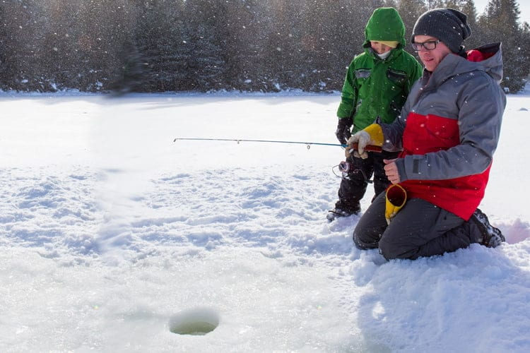 Your Complete Winter Fishing Guide - Tips and Tactics 3