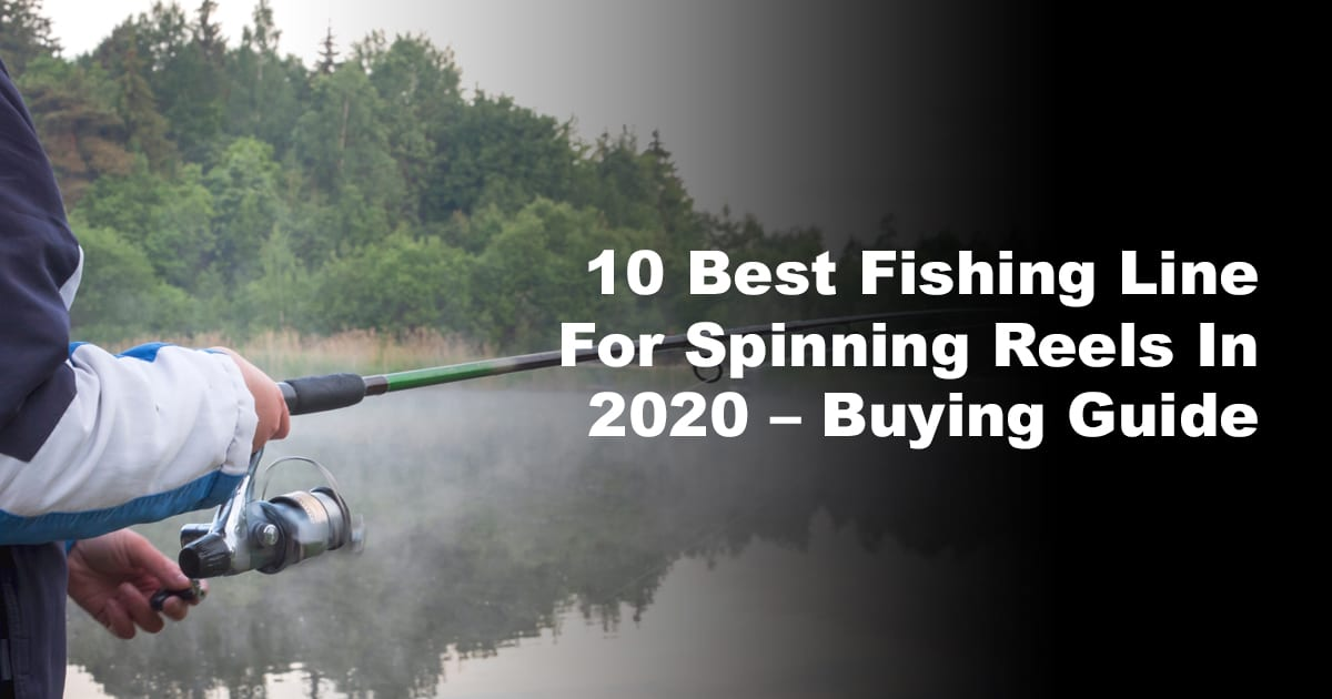 10 Best Fishing Line For Spinning Reels In 2020 – Buying Guide